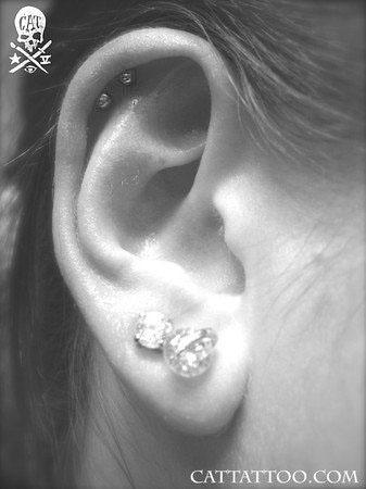 Brittany-Jo - Double Cartilage